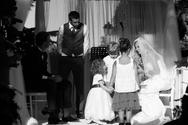 mariage rouge blanc ceremonie
