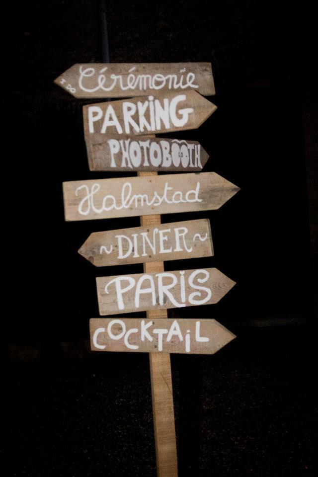 panneaux directionnels