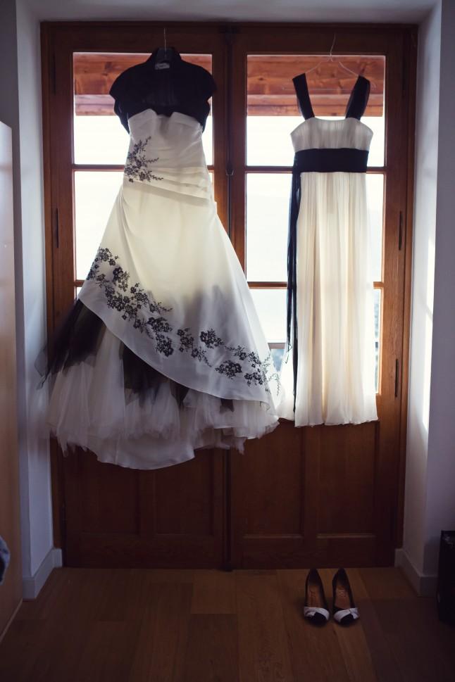 robes de mariée Mme Nya