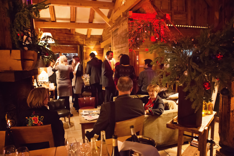 Mon mariage geek montagnard : la raclette et la soirée