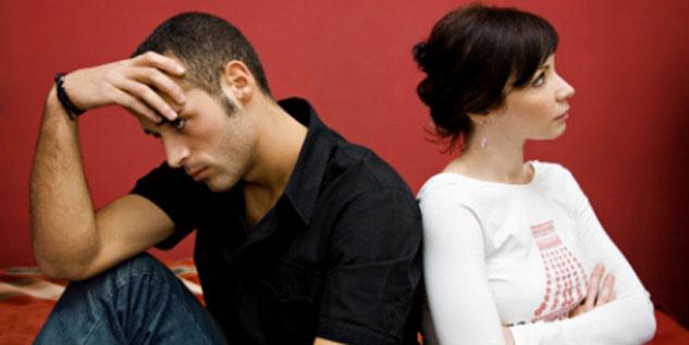 couple en colère