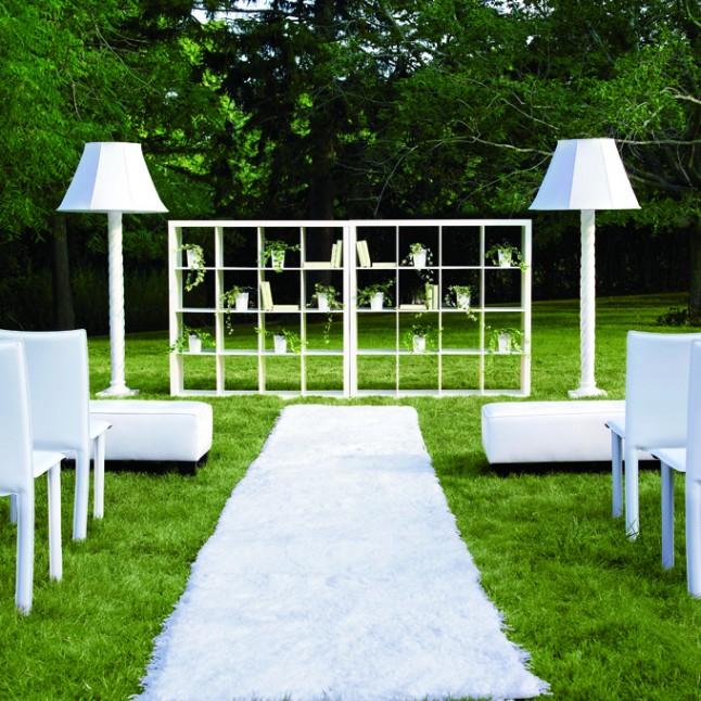10 id es de deco pour ta ceremonie la que en exterieur mademoiselle dentelle. Black Bedroom Furniture Sets. Home Design Ideas