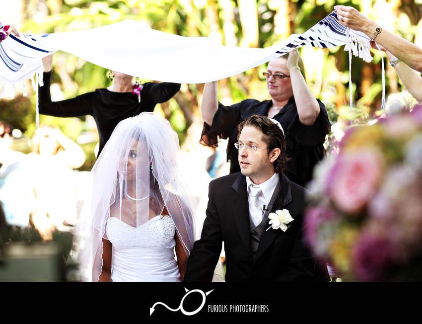 houppa mariage juif