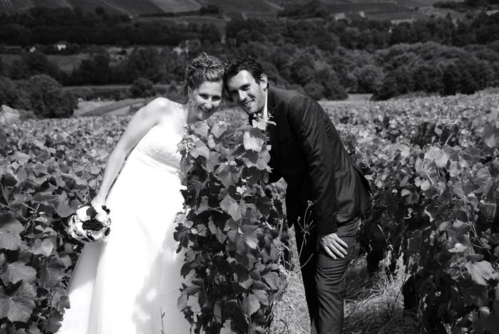 Mariage bourguignon avec cérémonie d'engagement
