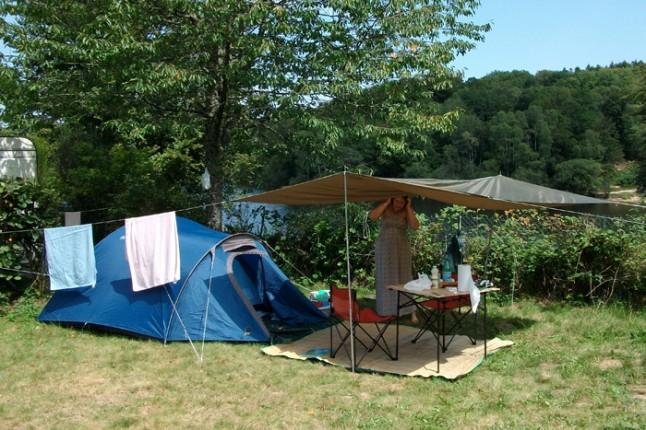 vacances au camping