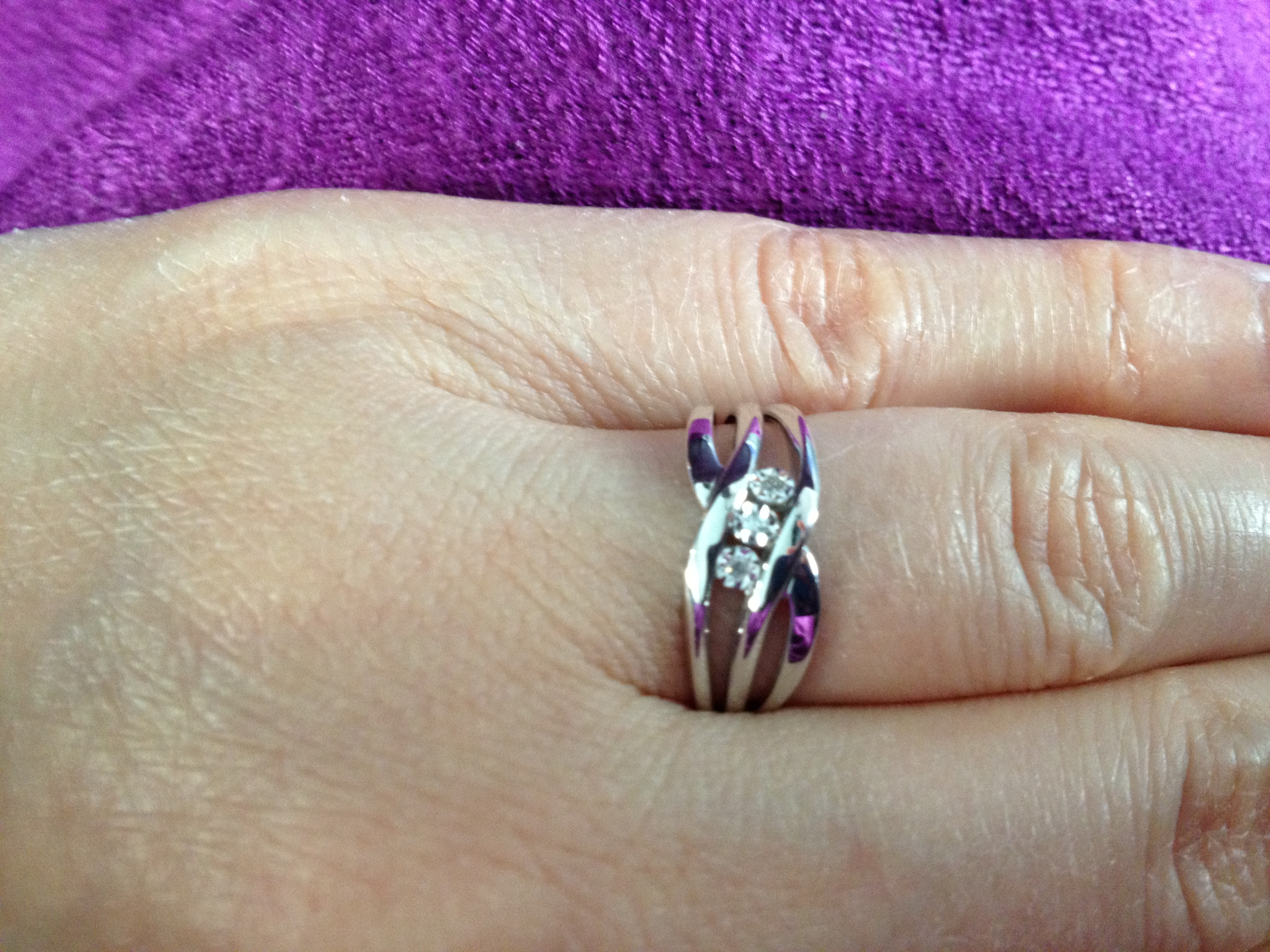 Ma demande en mariage devinée… ou presque