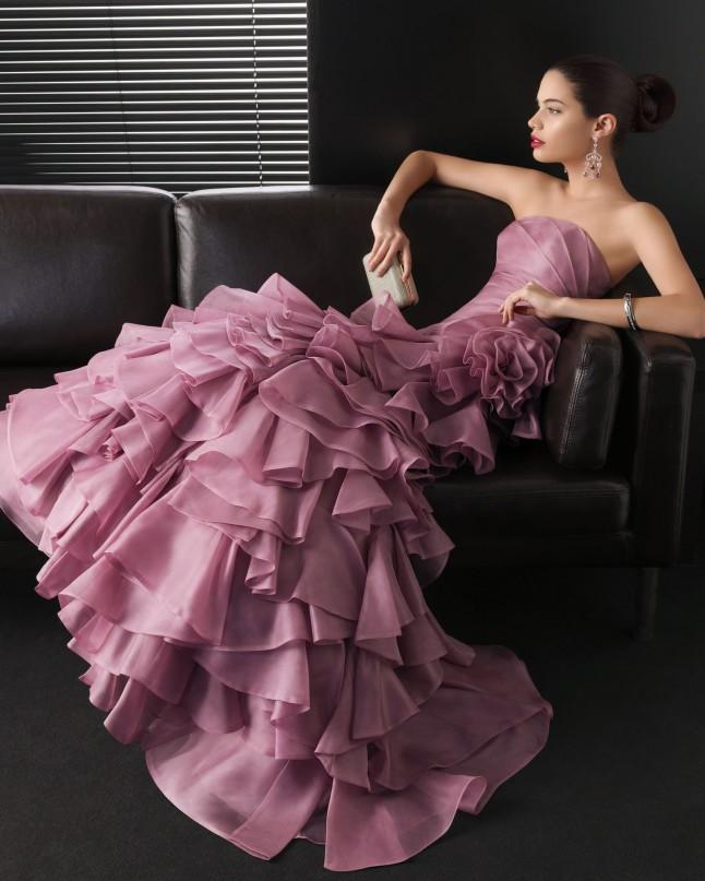 robe de soirée Rosà Clara