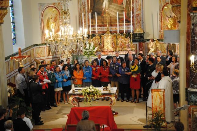 église prière scoute