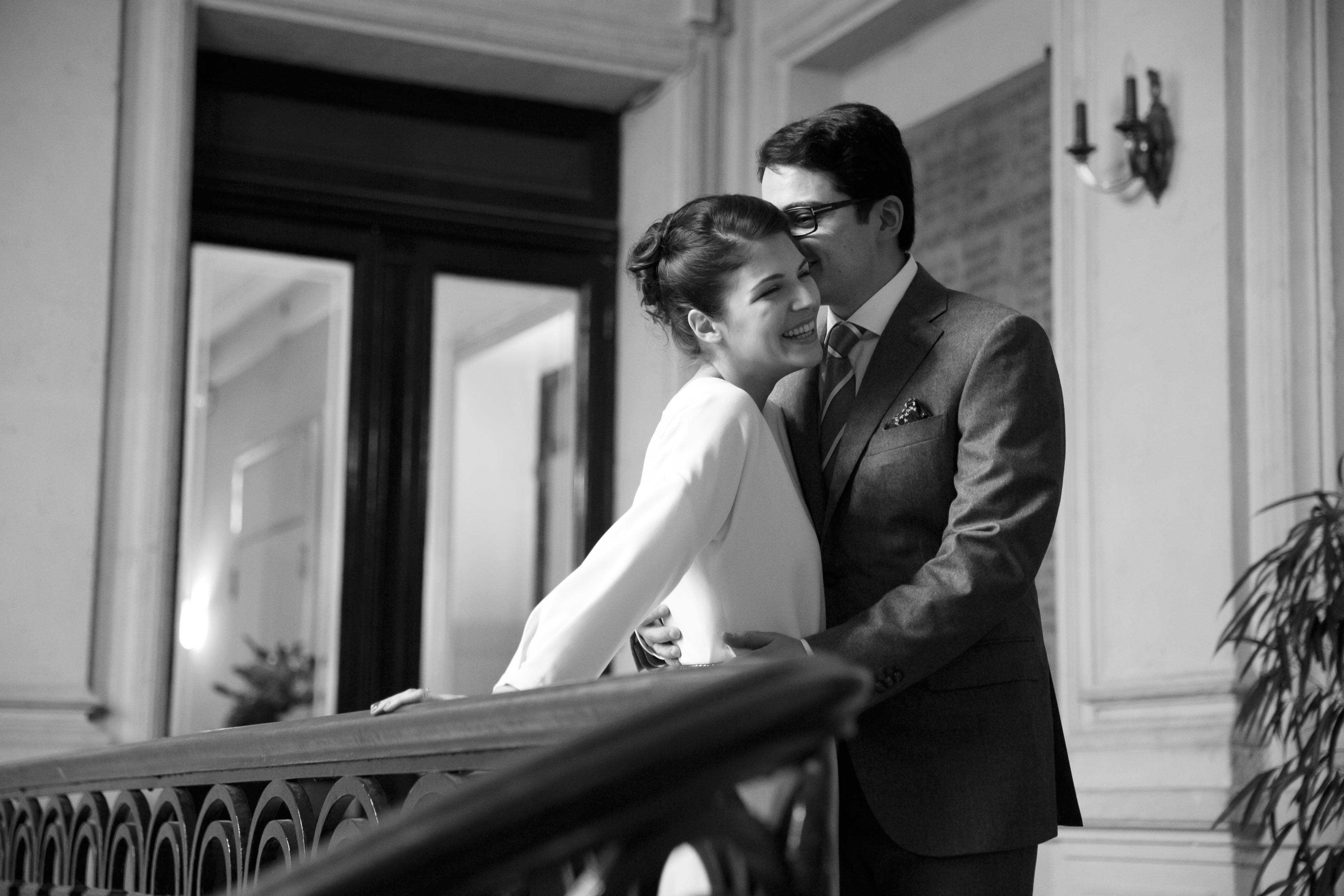 Mon mariage d'hiver à gros budget – les préparatifs de la cérémonie civile