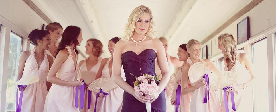 La robe blanche est réservée aux mariées pures ! Ou pas.