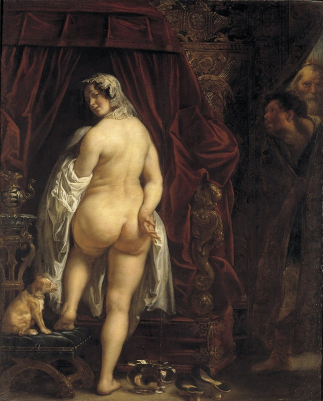peinture : beauté du 17e siècle