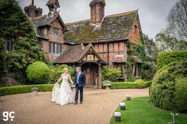 mariés - Langshott Manor