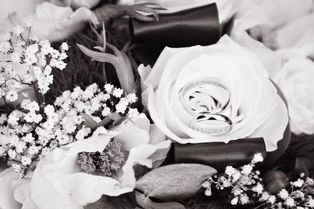 alliances sur le bouquet