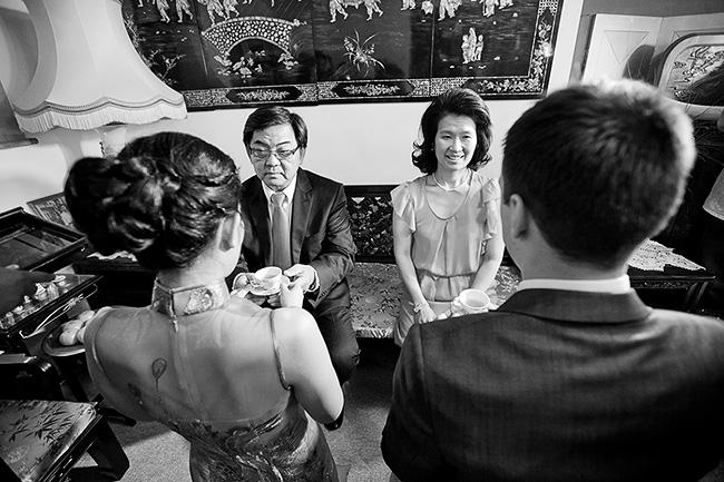 La cérémonie chinoise et la question des croyances