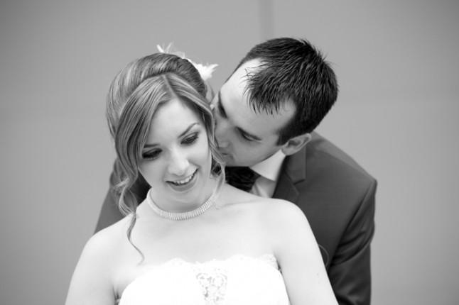 mariage Abbaye de Collonges thème oiseau couple