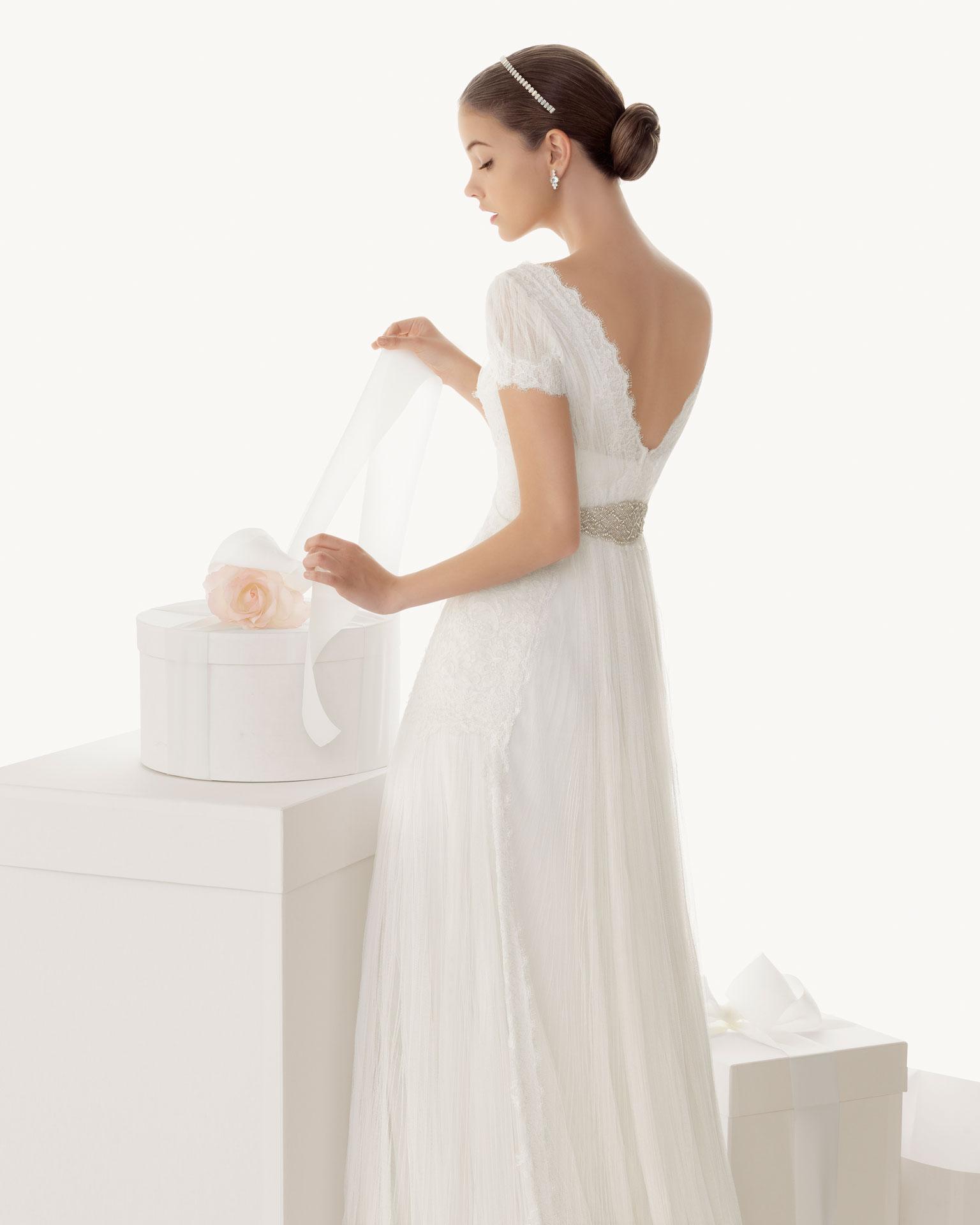 Quand une indécise cherche sa robe… seconde étape : les essayages (partie 1)