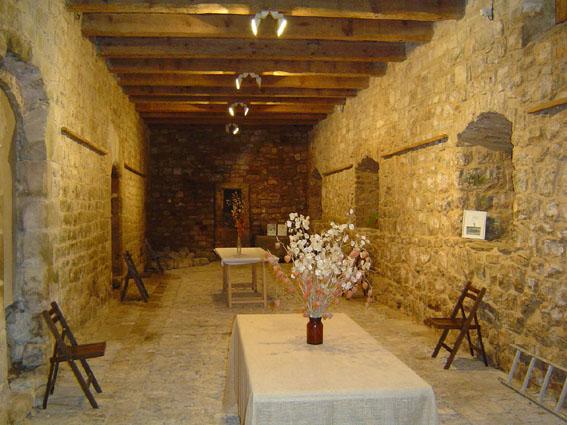 vieille salle