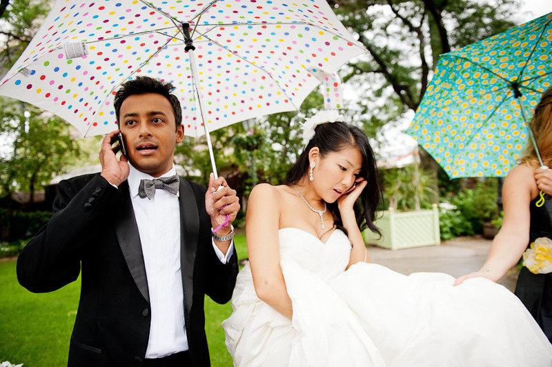 Les aléas, quelques mois avant le mariage…