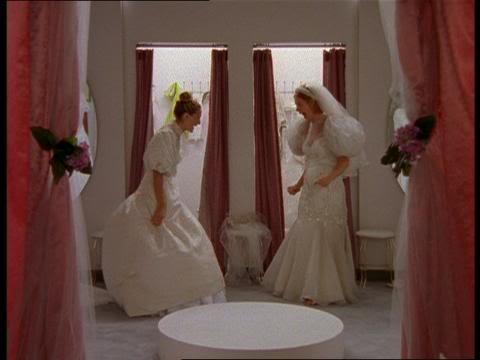 hystérie robe de mariée