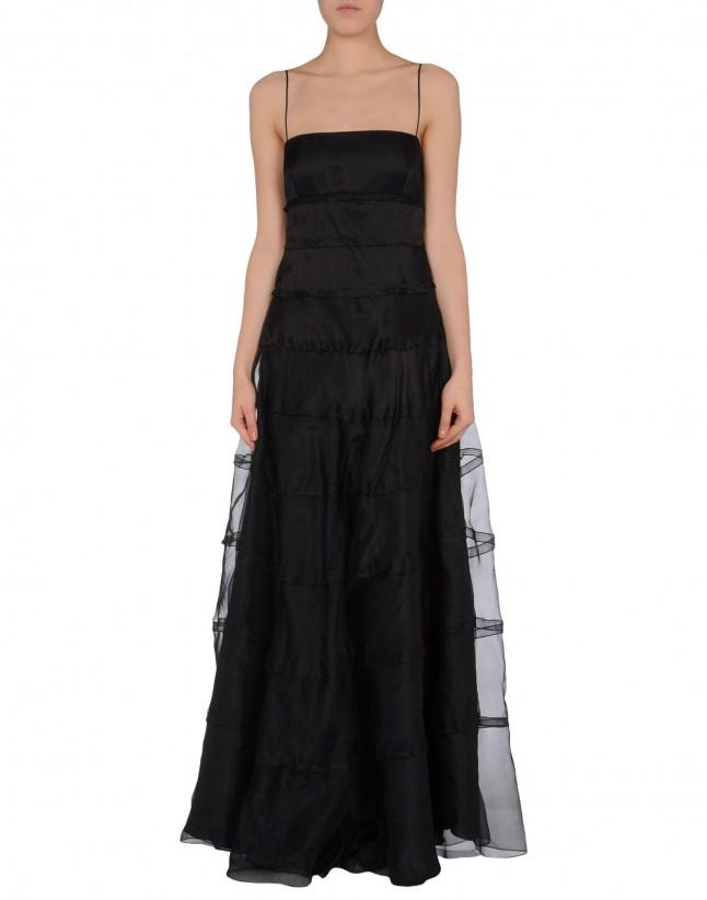 robe noire Armani