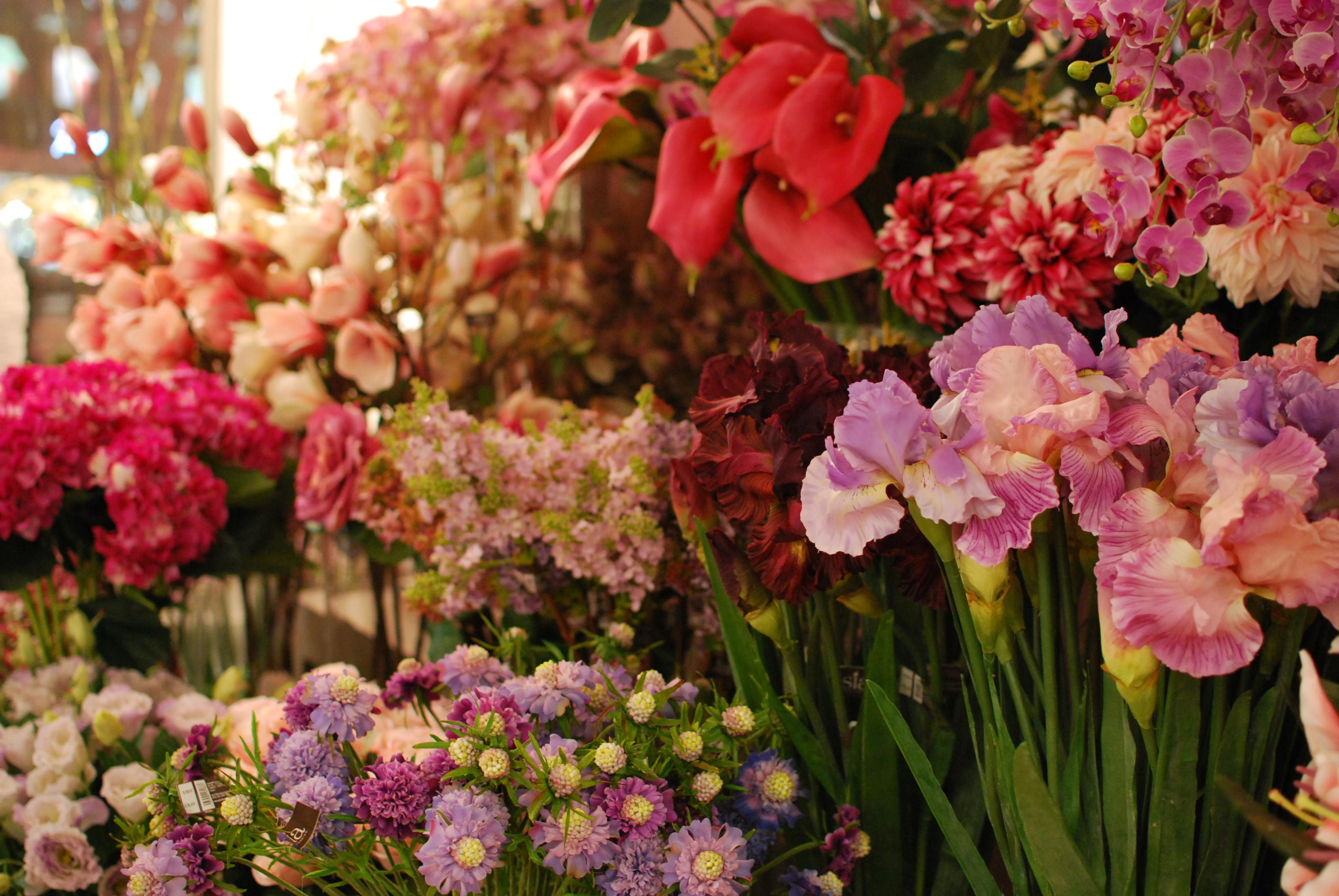 des fleurs articielles pour mon mariage un atelier diy mademoiselle dentelle. Black Bedroom Furniture Sets. Home Design Ideas