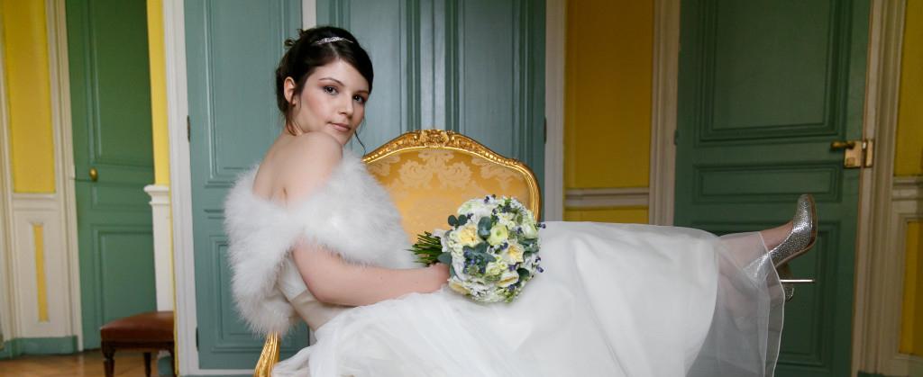 Mon mariage d'hiver à gros budget – les préparatifs du samedi