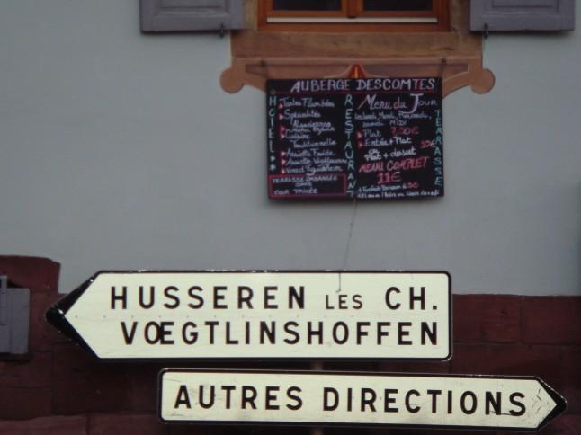 Villages Alsace