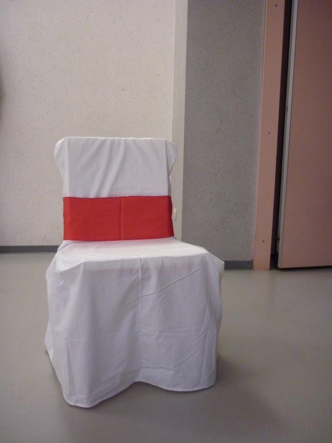 Chaise habillée