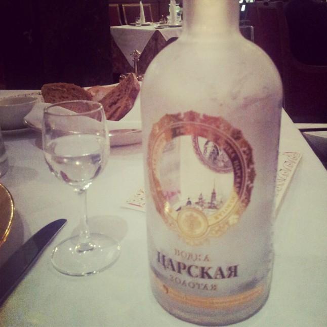 repas russe