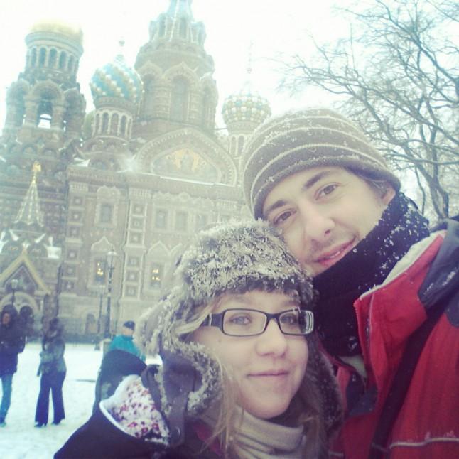 Mme Loco à St Pétersbourg
