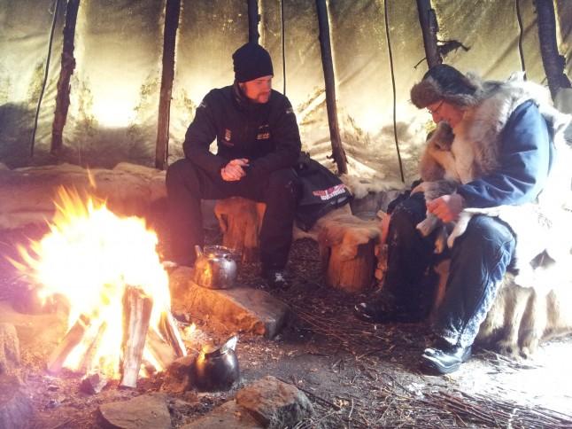 voyage de noces en Laponie finlandaise - les activités