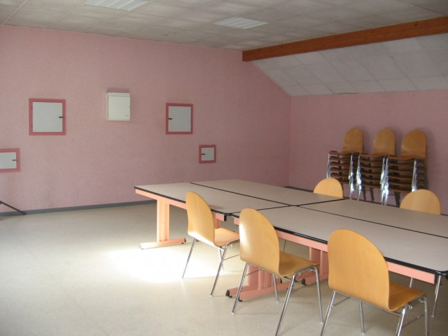 Tables Salle