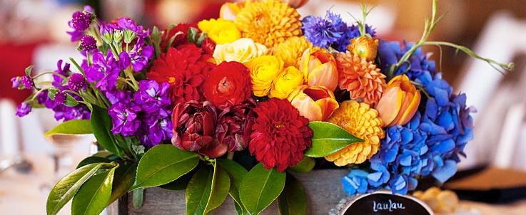 Quel est le travail du fleuriste pour un mariage ?