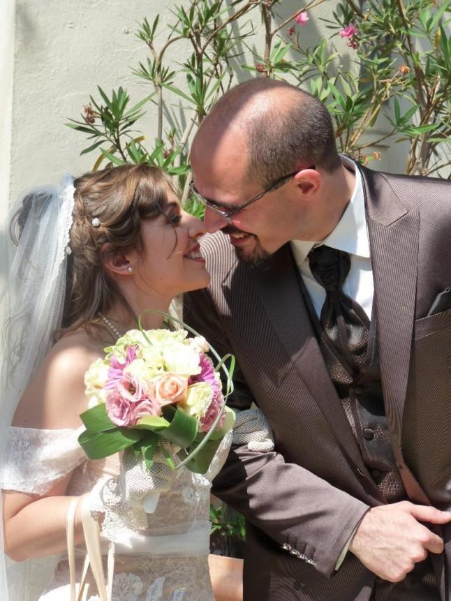 mariage de Mme Galinou