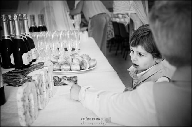 mariage St Méloir des Ondes Bretagne buffet