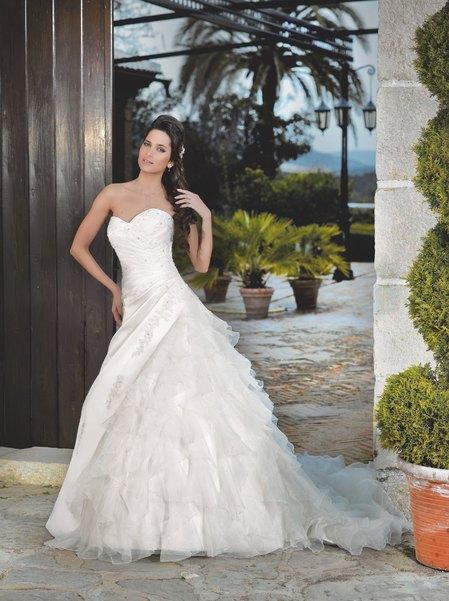 Le choix de ma robe de mariée : première partie