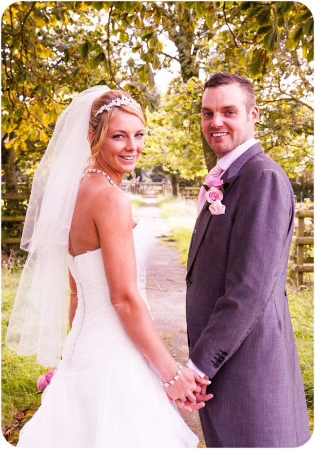 photo de couple mariés