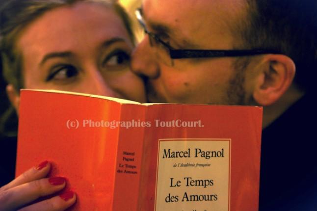 photos d'engagement, le temps des amours
