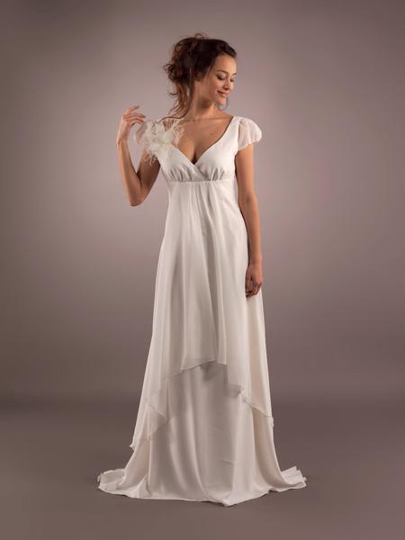 la robe de mari e empire vraie ou fausse amie