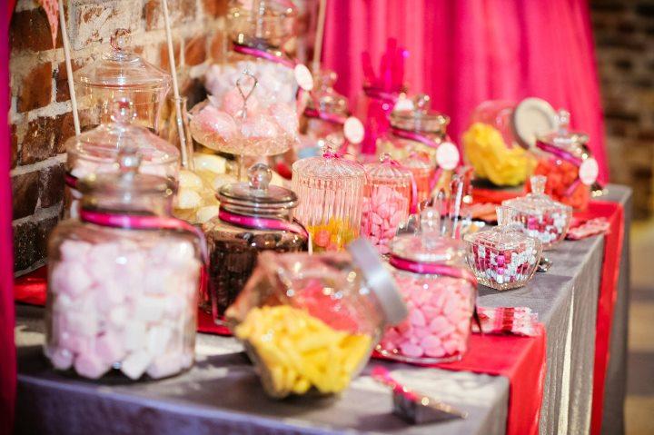 Candy Bar coloré