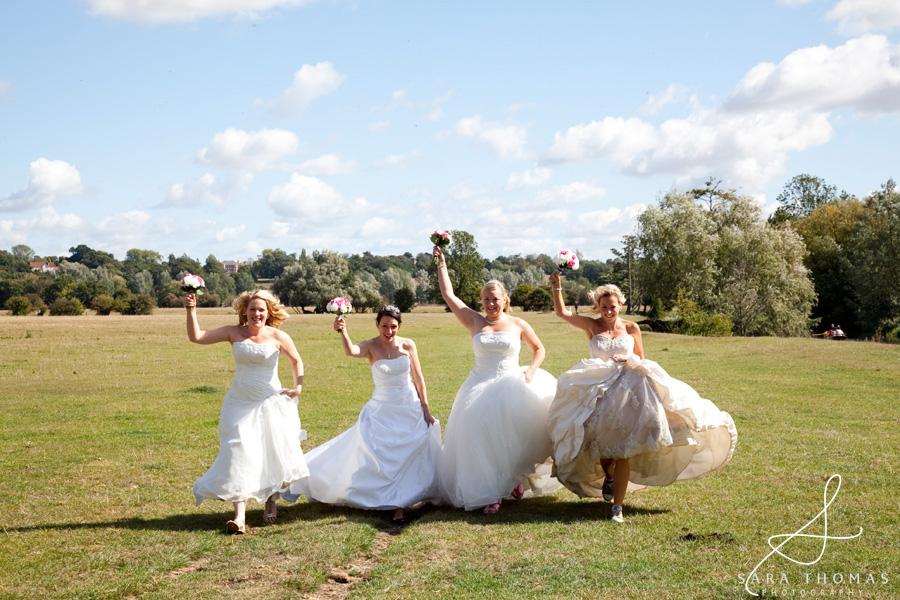 quatre mariées