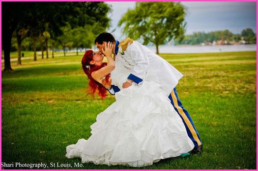 mariage Disney