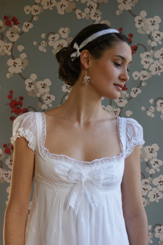 La robe de mariée Empire : vraie ou fausse amie ?