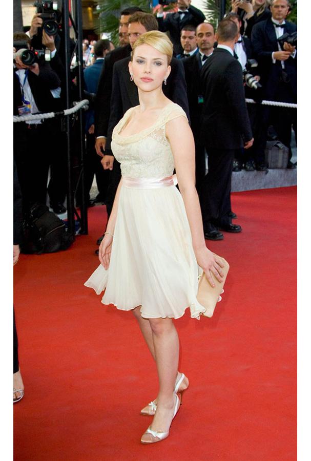 Scarlett Johansson Festival de Cannes
