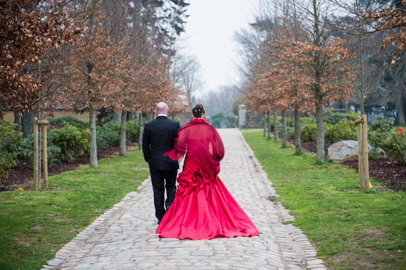 Mon mariage coquelicot : mes premières impressions et quelques photos…