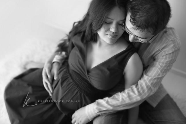 photo de couple grossesse