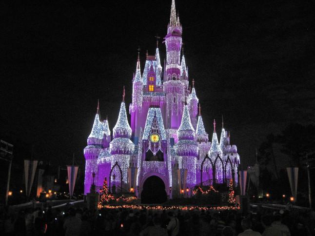 château Walt Disney World