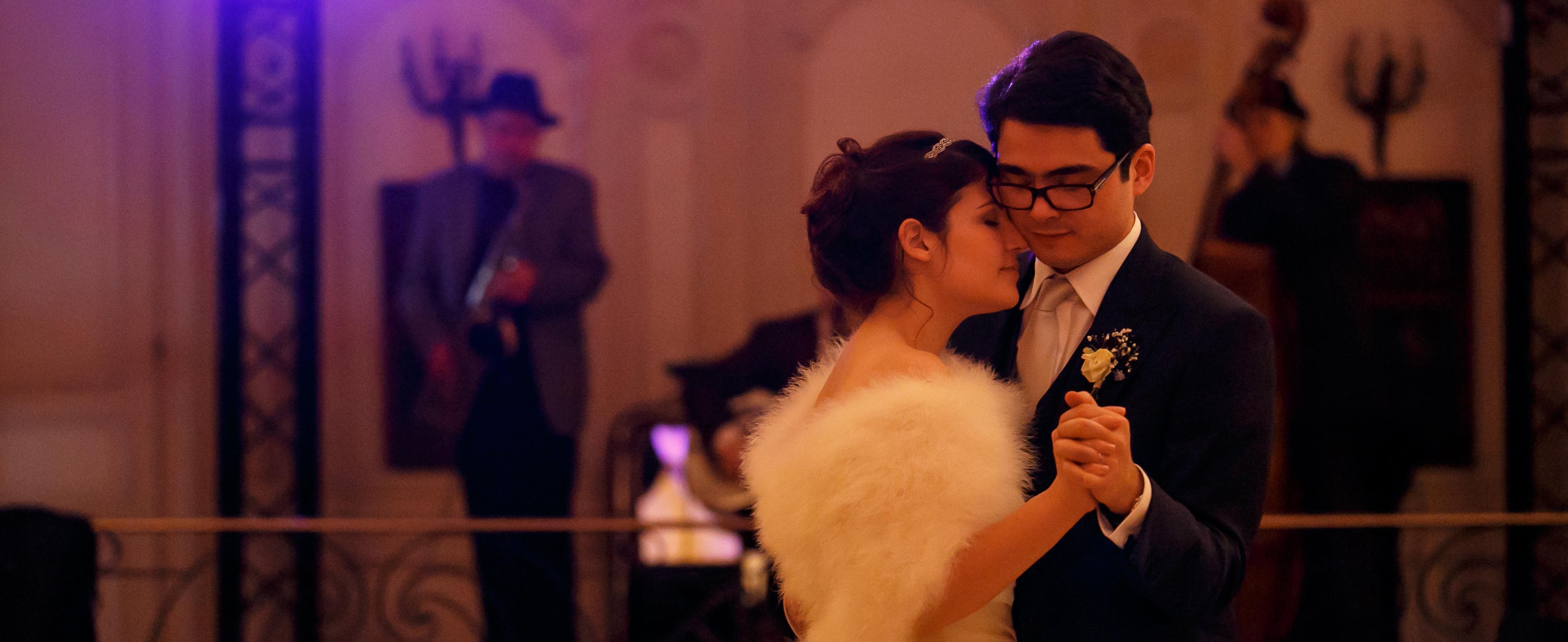Mon mariage d'hiver à gros budget – le dîner, nos 2 gâteaux et la soirée dansante
