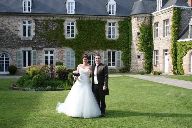 mariage Mme Ballerine