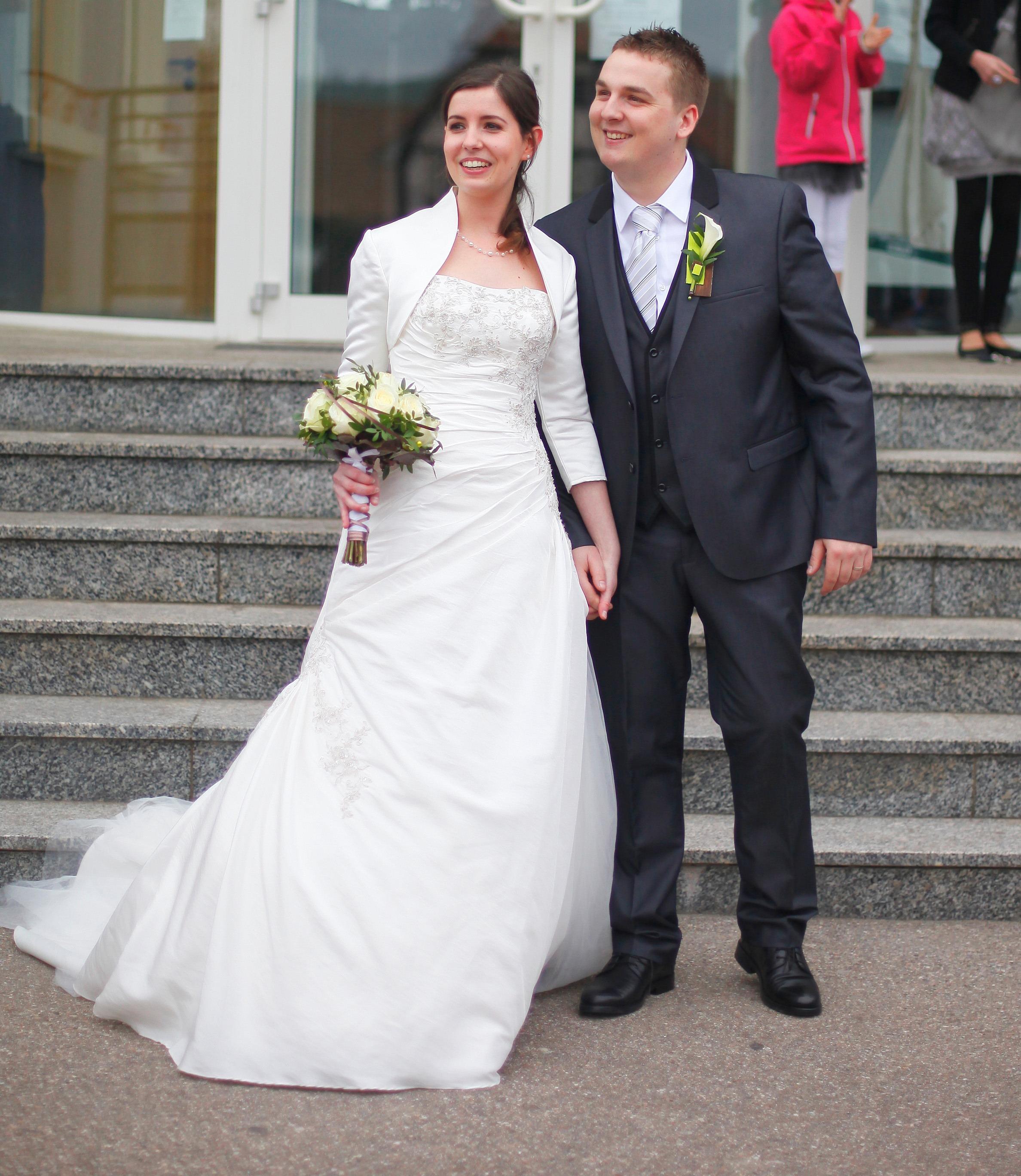 Le drame des retouches de ma robe de mariée !